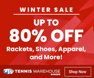 Tennis Warehouse Europe 300X250 2021-4