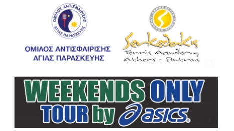 Weekends Only Tour by asics