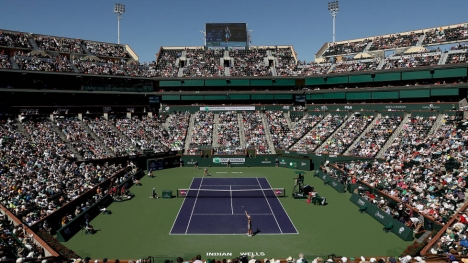 Centre Court, Indian Wells Tennis Garden